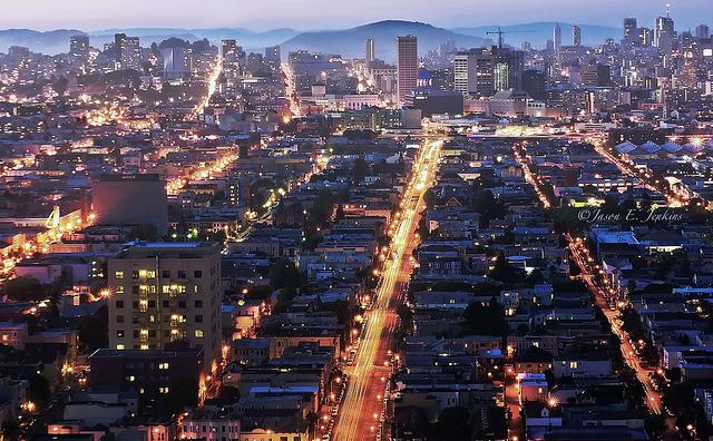 San Francisco | © jason jenkins/Flickr