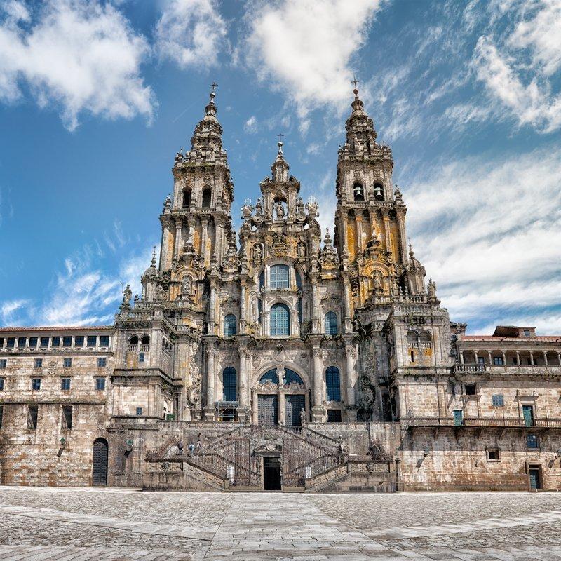 Catedral de Santiago de Compostela, Galiza |  © Marc / Flickr