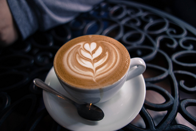 Perfect cappuccino at Sump Coffee   © Brandon Shea/Flickr