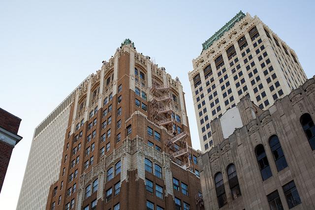Downtown Tulsa | © David Hepworth/Flickr