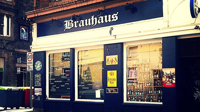Brauhaus Bar| Courtesy of Brauhaus