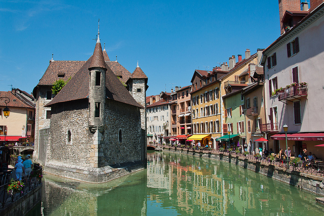The top 5 hotels in annecy france for Hotel annecy piscine