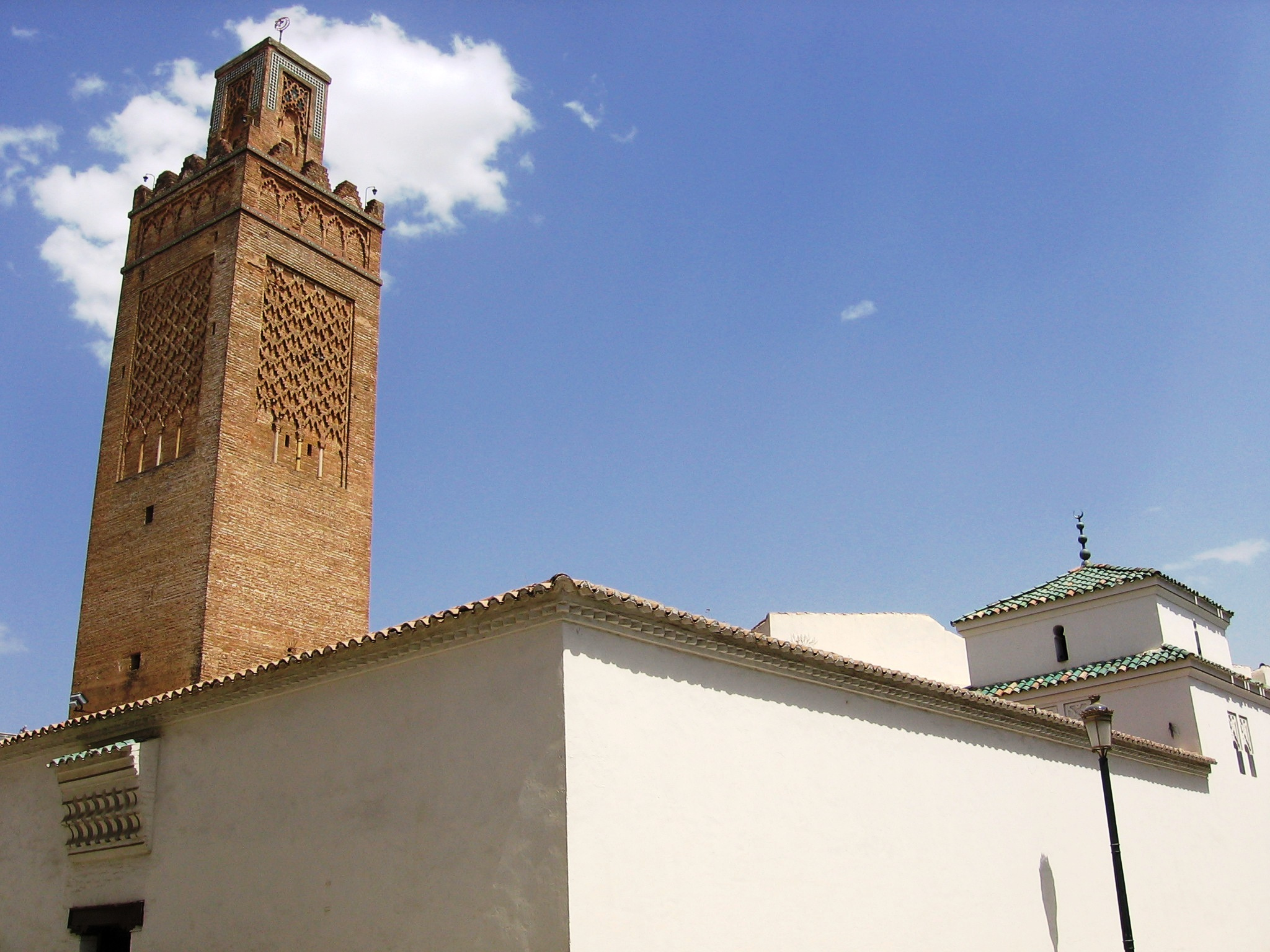 The Great Mosque of Tlemcen © lionel.viroulaud/Flickr