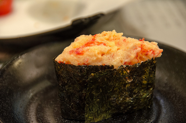 Lobster salad sushi I © awee_19/Flickr