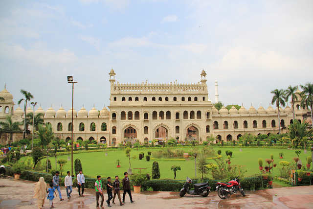 Bara Imambara | © Adeel Anwer/Flickr