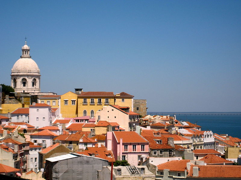 View of Alfama | © Morgan Sand/WikiCommons