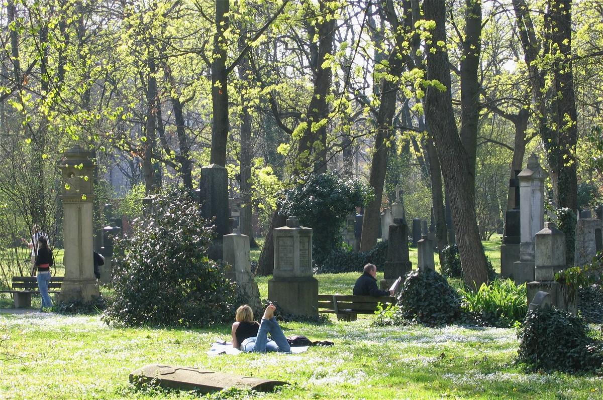 Nordfriedhof | © Rufus46/Wiki Commons