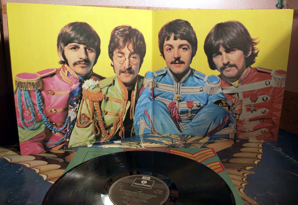 The Beatles | © badgreeb RECORDS/Flickr