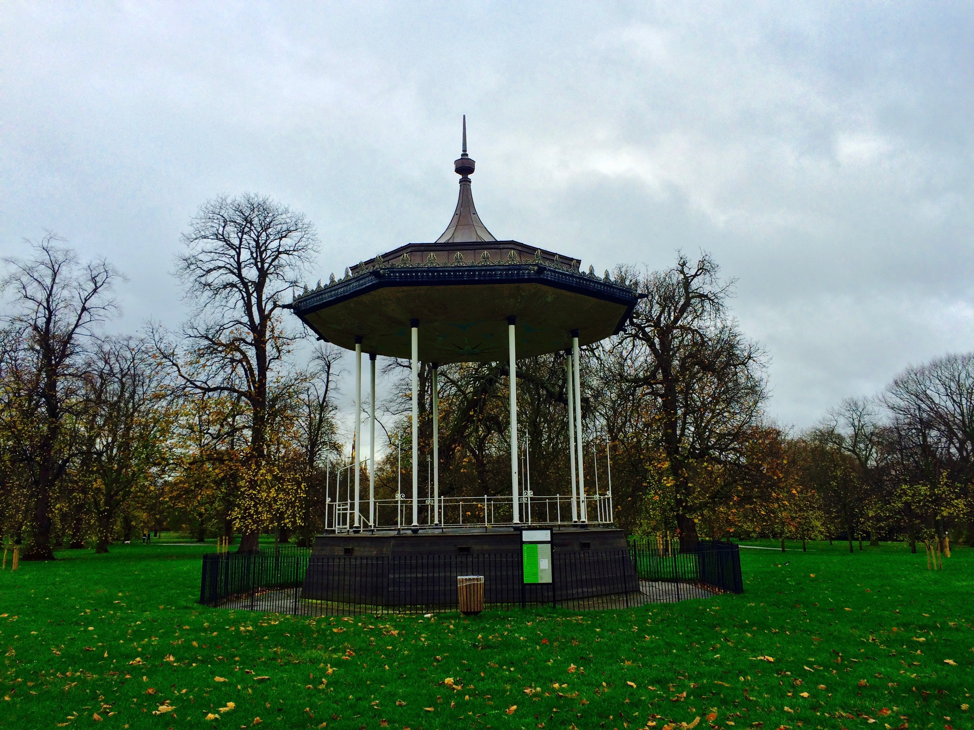 Band Stand in Cloud | Courtesy of Molly Moody