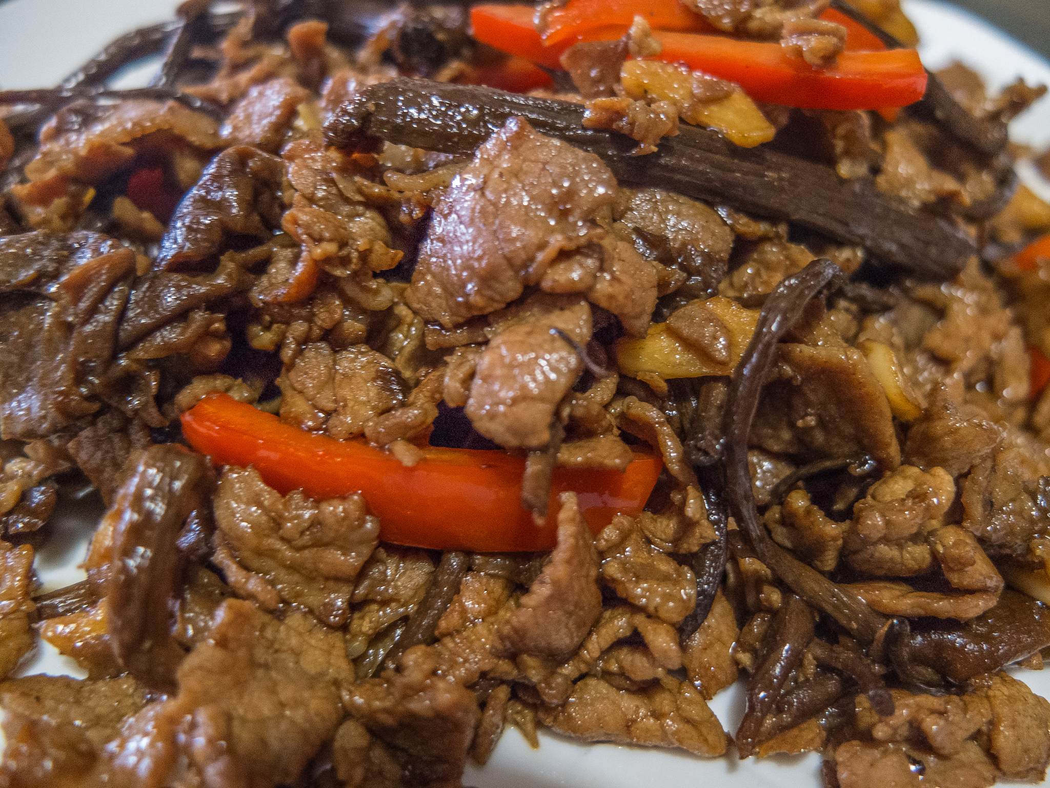 Beef and Pepper Dish| © Roland Tanglao/Flickr