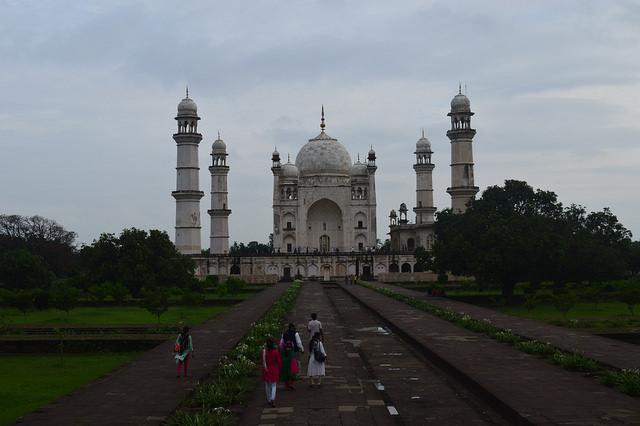 Bibi ka Makbara 2 | © Hrishikesh Sharma/Flickr