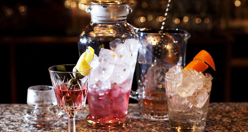 Cocktails at The Bon Vivant | Courtesy of The Bon Vivant