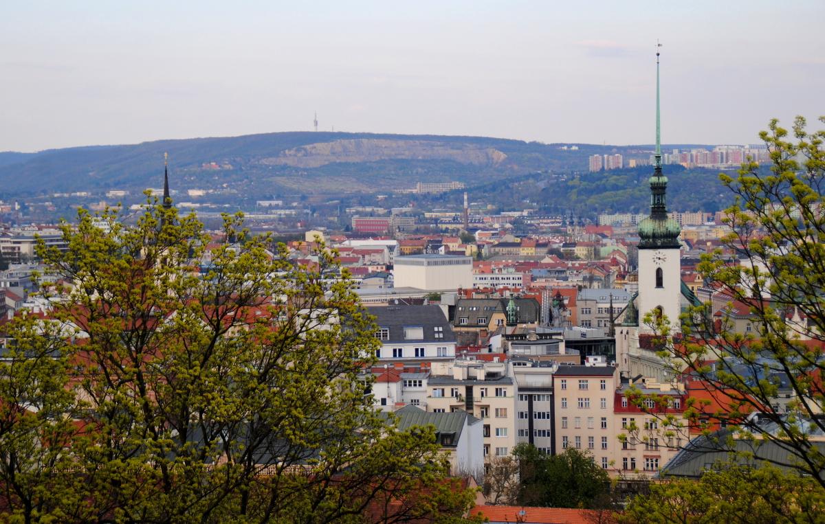 View on Brno   © Agata Mazepus