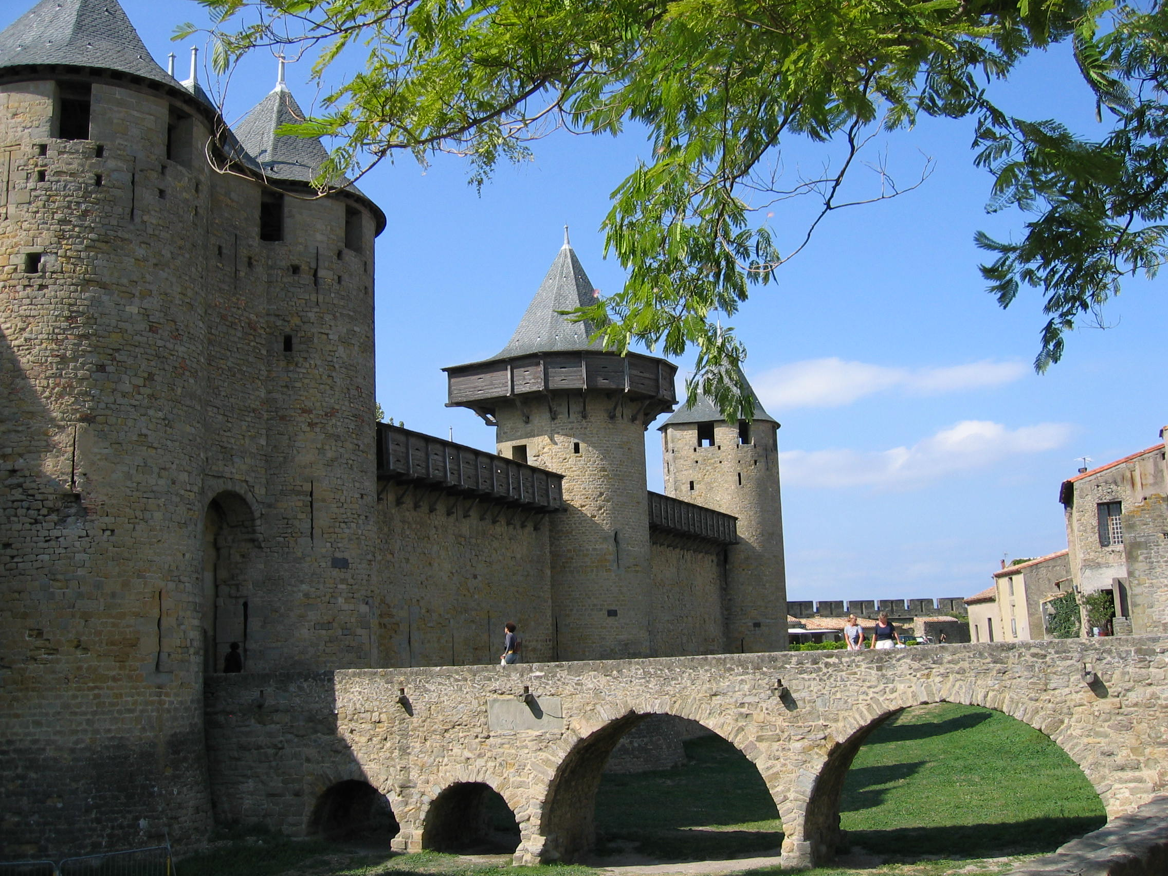 Carcassonne (France) | © Jonaslange / wikipedia