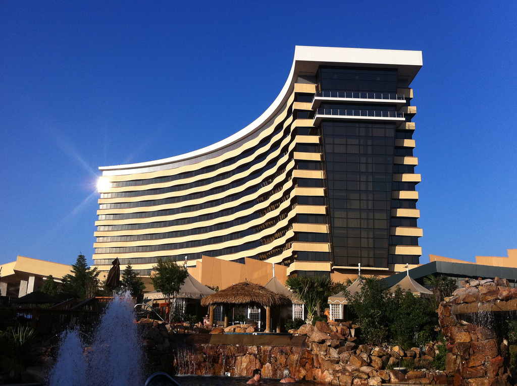 Choctaw Casino Resort | © Brad Holt/Flickr