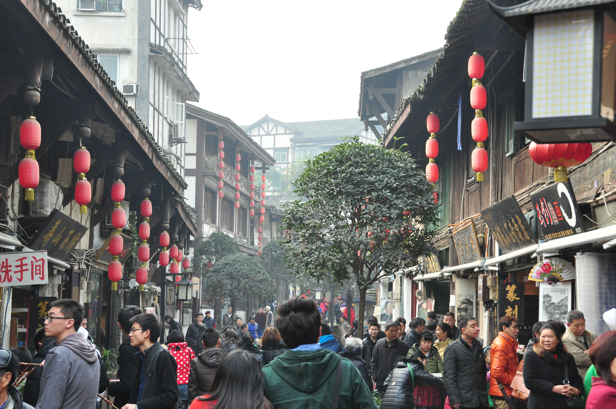 Top 10 Things To Do And See In Chongqing China