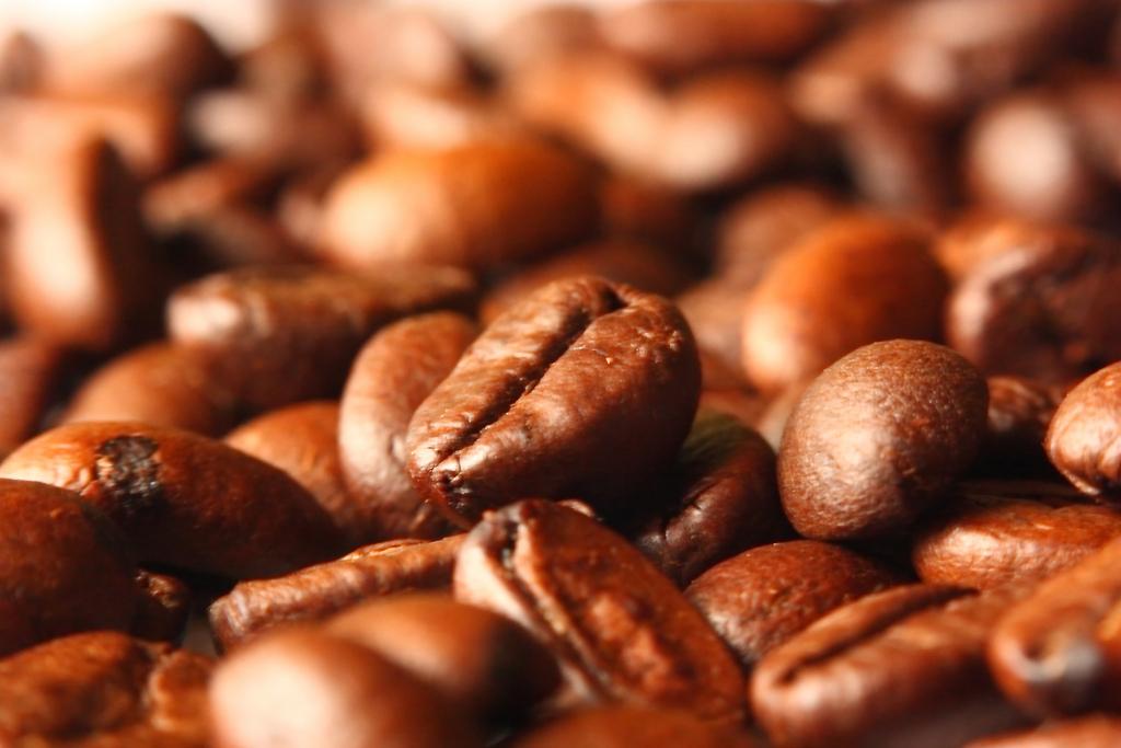 Coffee Beans | © Ruben Alexander/Flickr