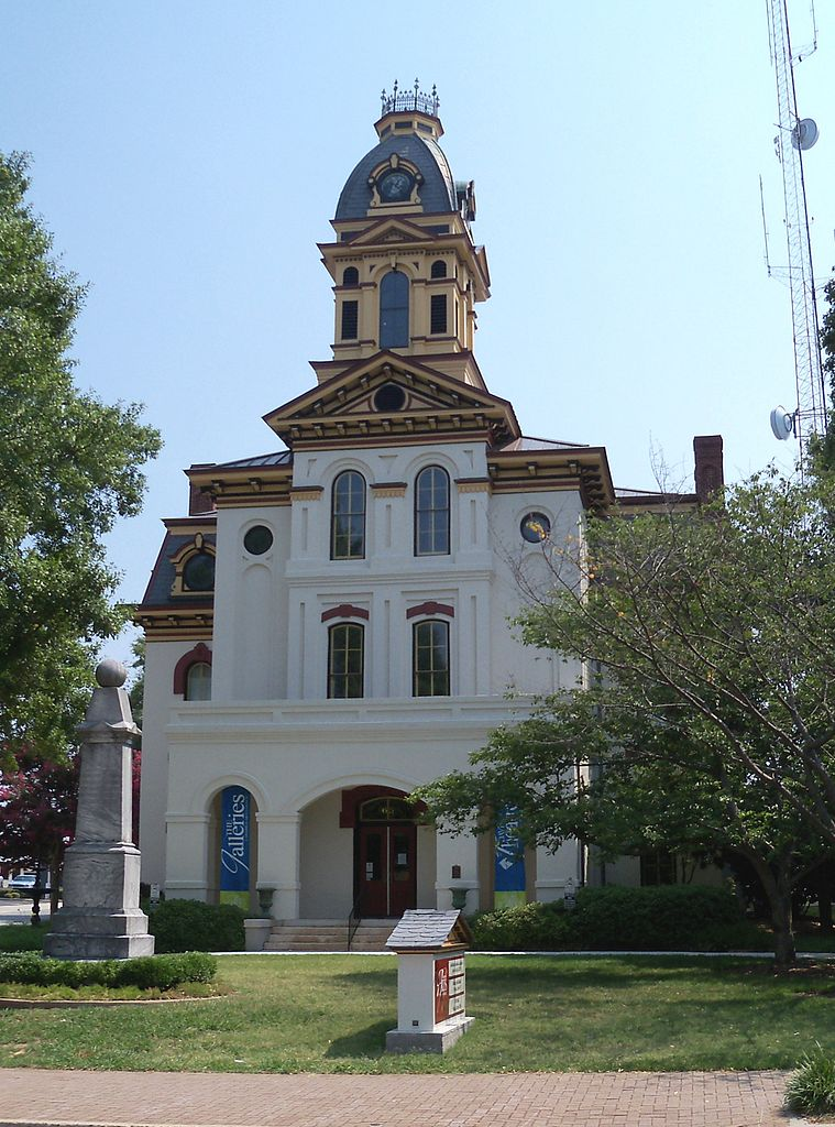 Former Courthouse in Concord   © AlexiusHoratius/WikiCommons