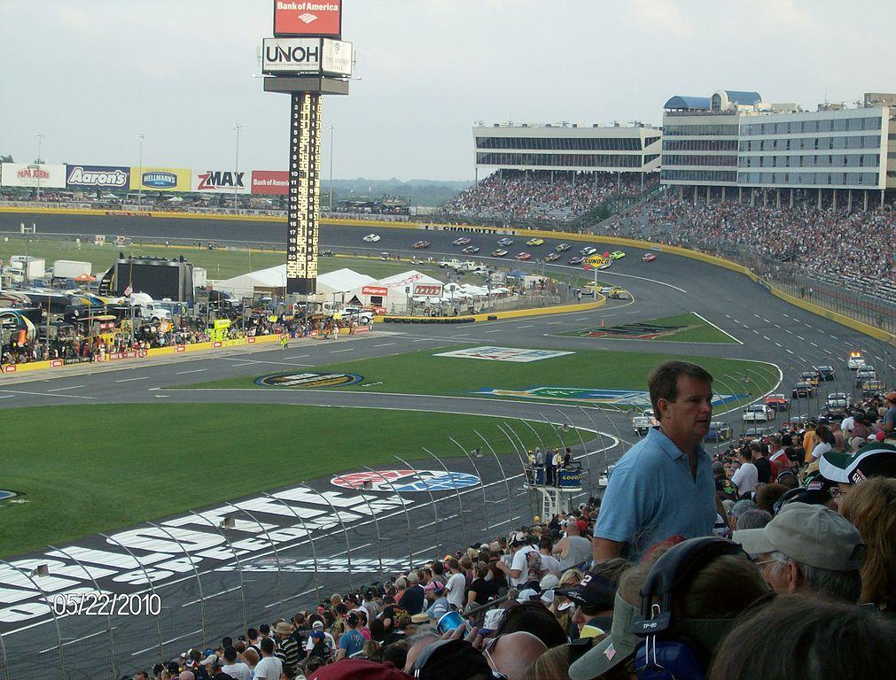 Charlotte Motor Speedway   © Nascar1996/WikiCommons