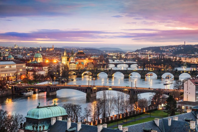 The 10 most beautiful towns in the czech republic for Modern hotel prague