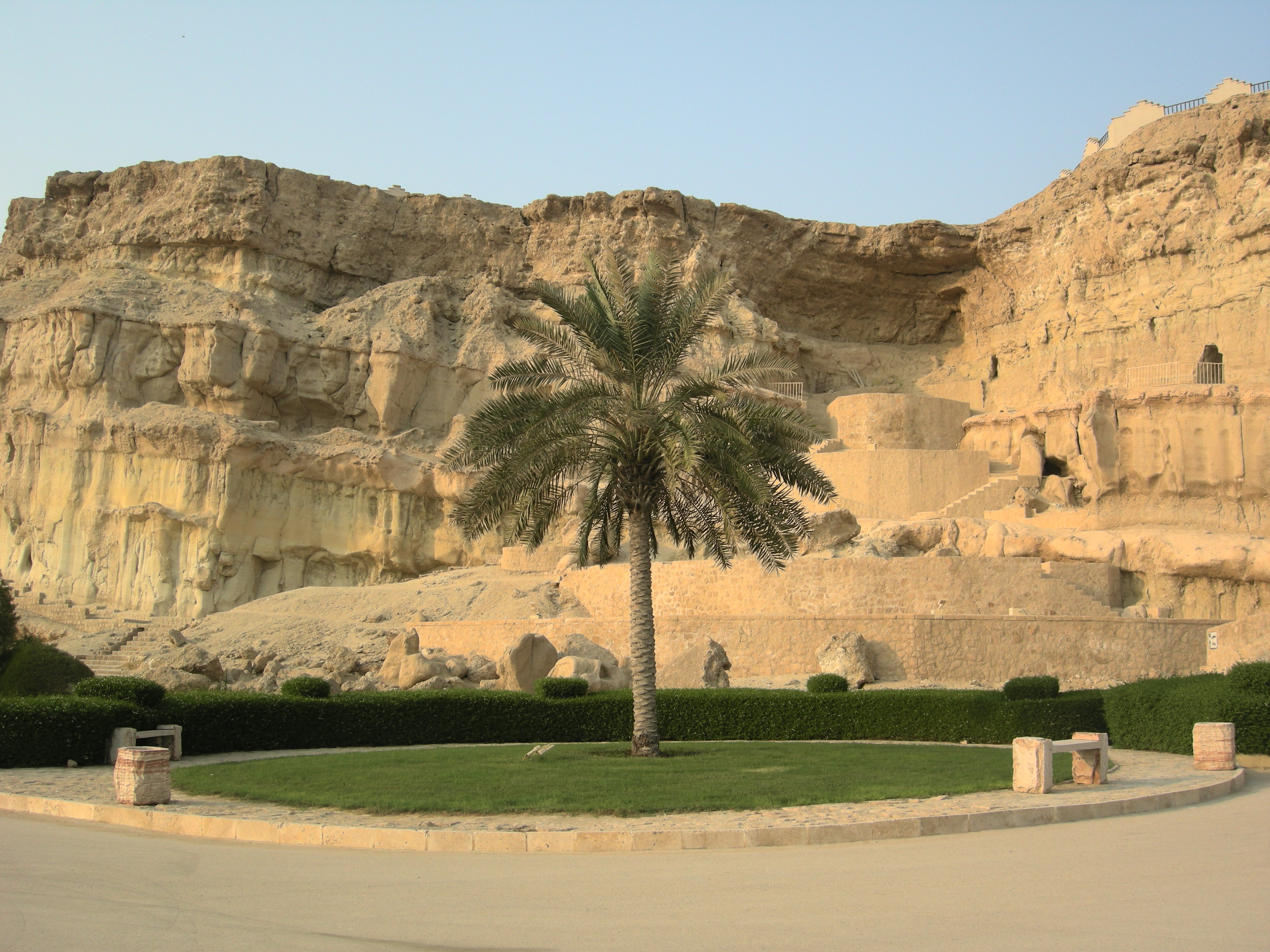 Khorbas Cave/©Pontia Fallahi