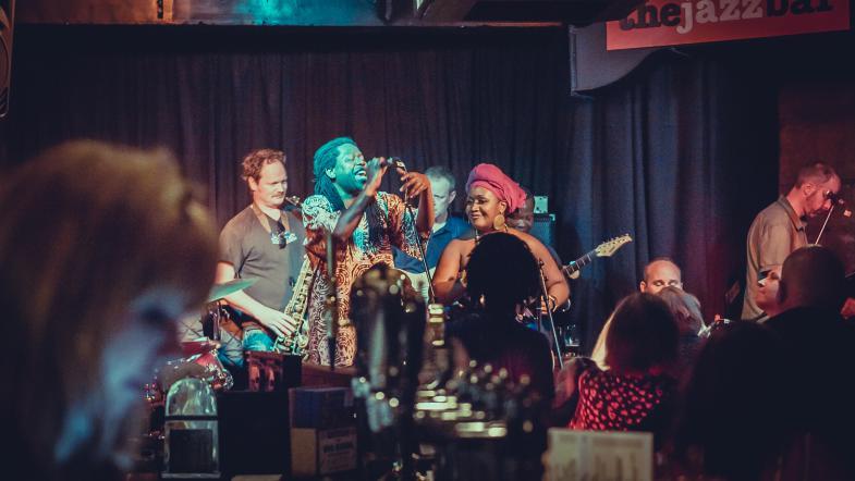 The Jazz Bar| Courtesy of The Jazz Bar
