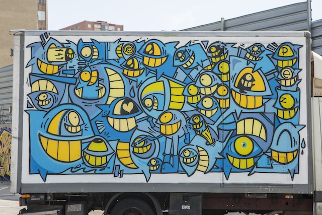 El Pez Truck | Courtesy of El Pez
