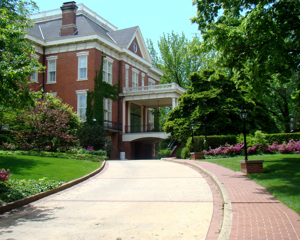 Executive Mansion | © Katherine Johnson/Flickr