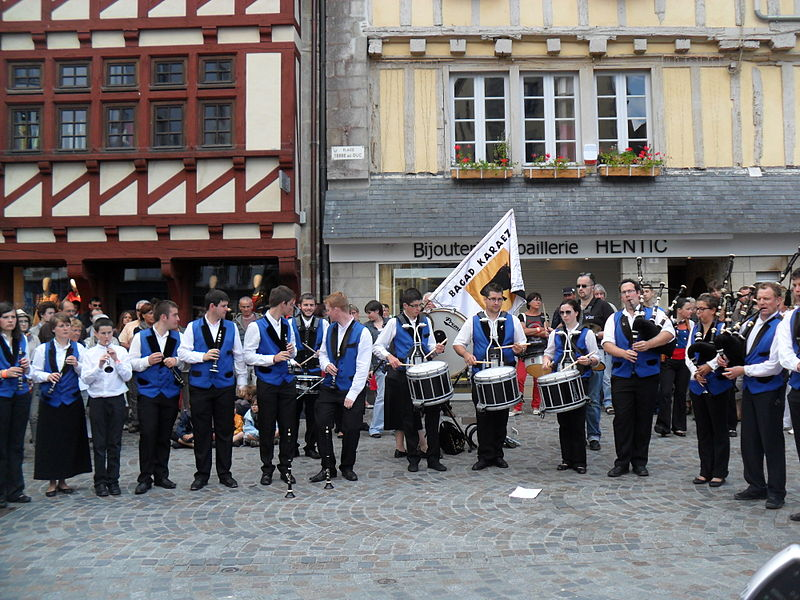 exploring traditions in brittany france