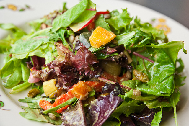 Mediterranean Salad   ©Steven Depolo/Flickr