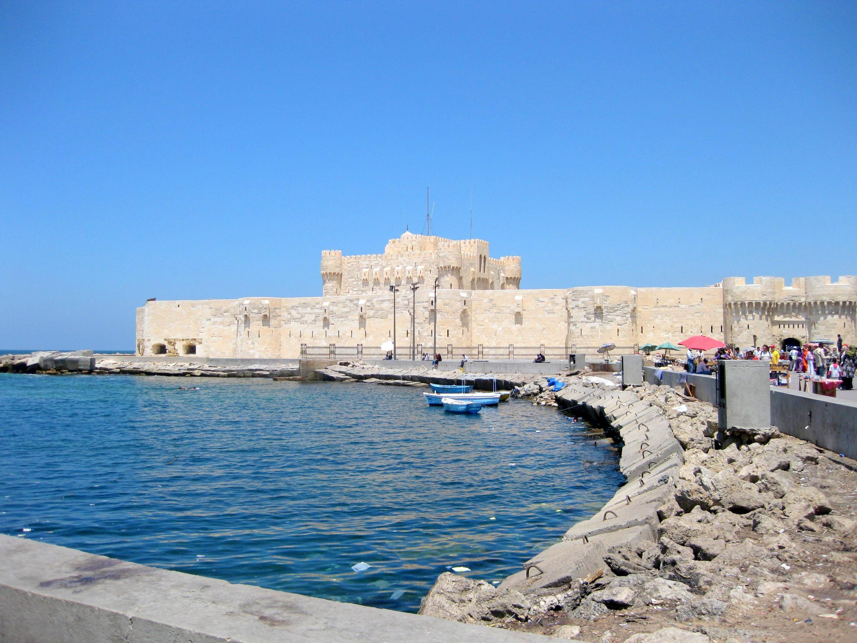Fort Mc Quay, Alexandria | © Rjruiziii / Wikipedia