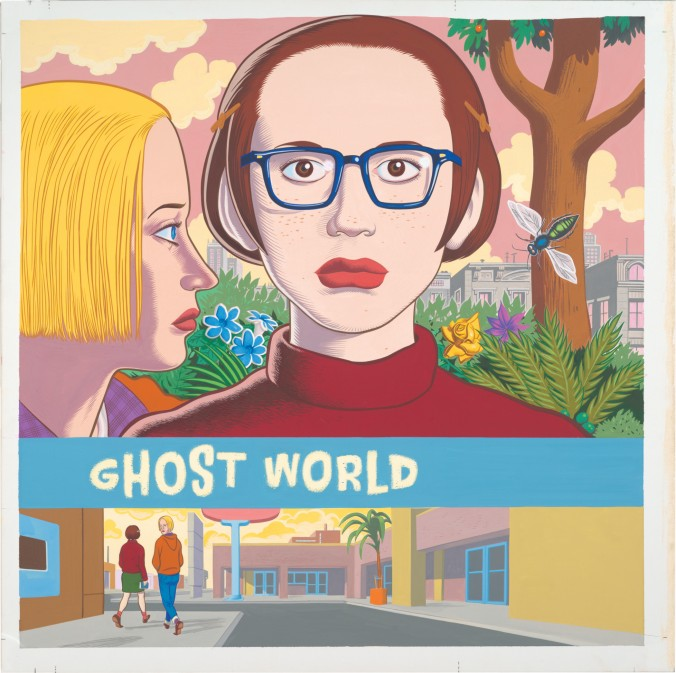 Ghost World | © Fantagraphics Books