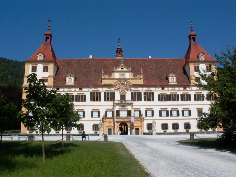 Eggenberg palace/©Robodoc/wikicommons