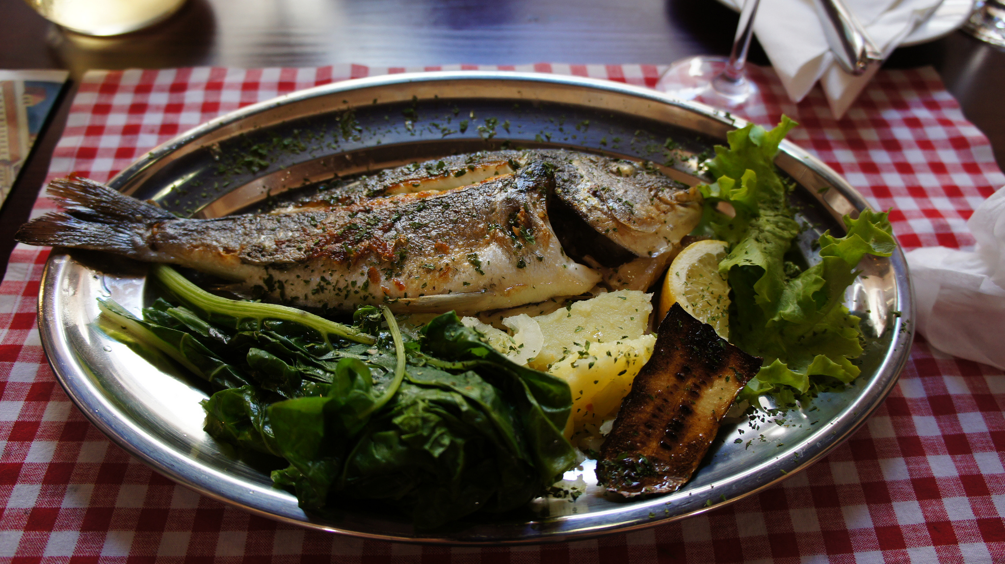 Grilled Fish| © brownpau/Flickr