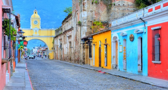 Guatemala Architecture