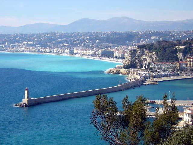 Harbour of Nice | © Jonik /wikipedia
