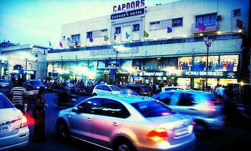 Hazratganj Lucknow | © Mohit/WikiCommons