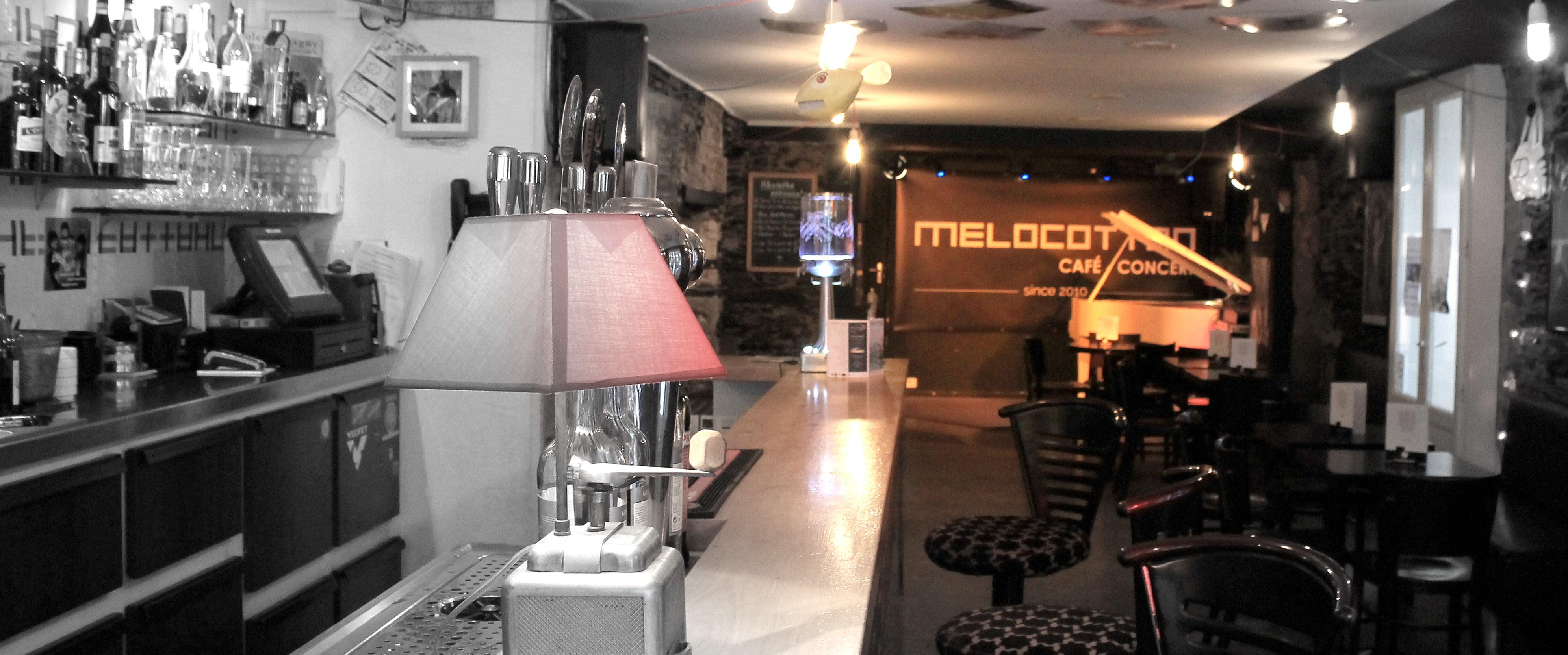 Melocotton Café-Concert | Courtesty of Romain Venisse