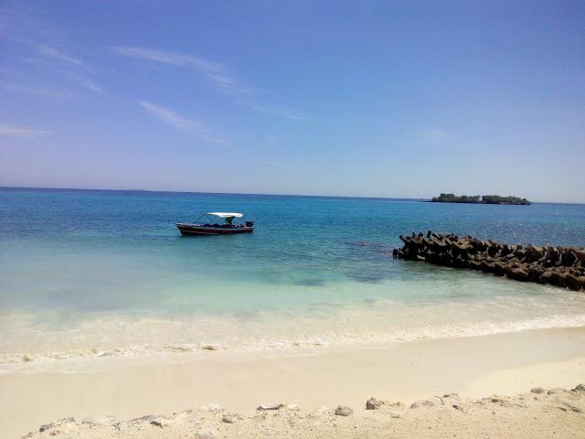 Playa blanca | © BidmeadBites