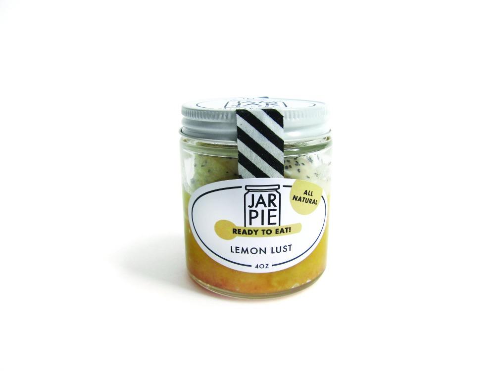 Lemon Lust Pie | Image Courtesy of Jam Jar Bakery
