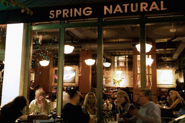 Image Courtesy of Spring Street Natural