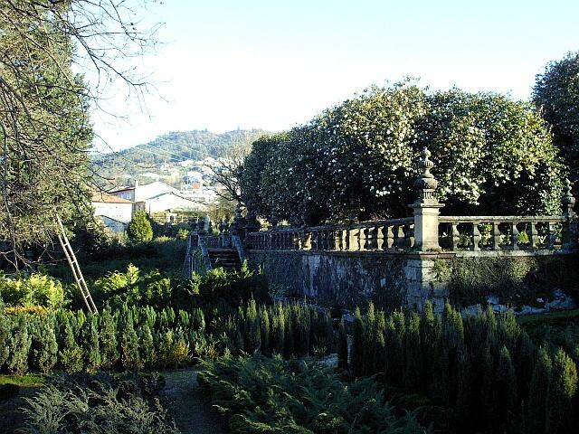 Jardins do Palacio de vila Flora| ©a m/Wikicommons