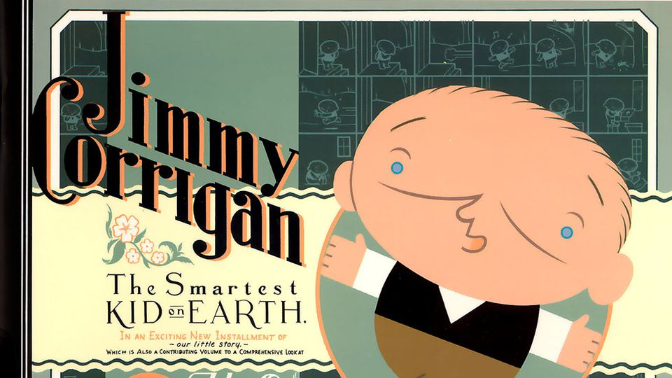 Jimmy Corrigan, the Smartest Kid on Earth | © Pantheon Books