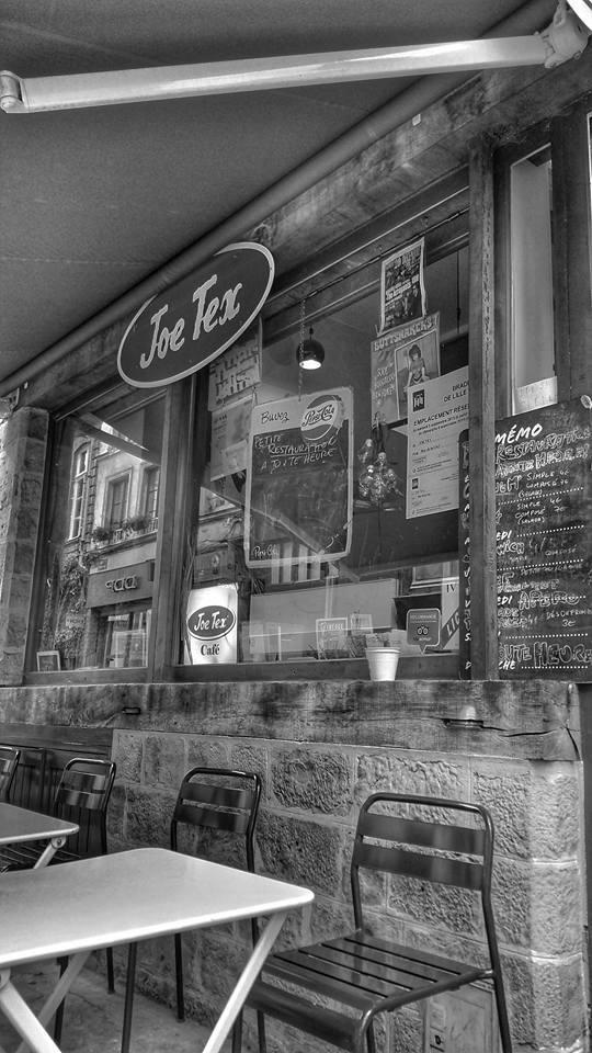 Joe Tex Café exterior | Courtesy of Joe Tex Café