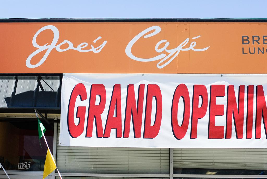 Joe's Café | © Don LaVange