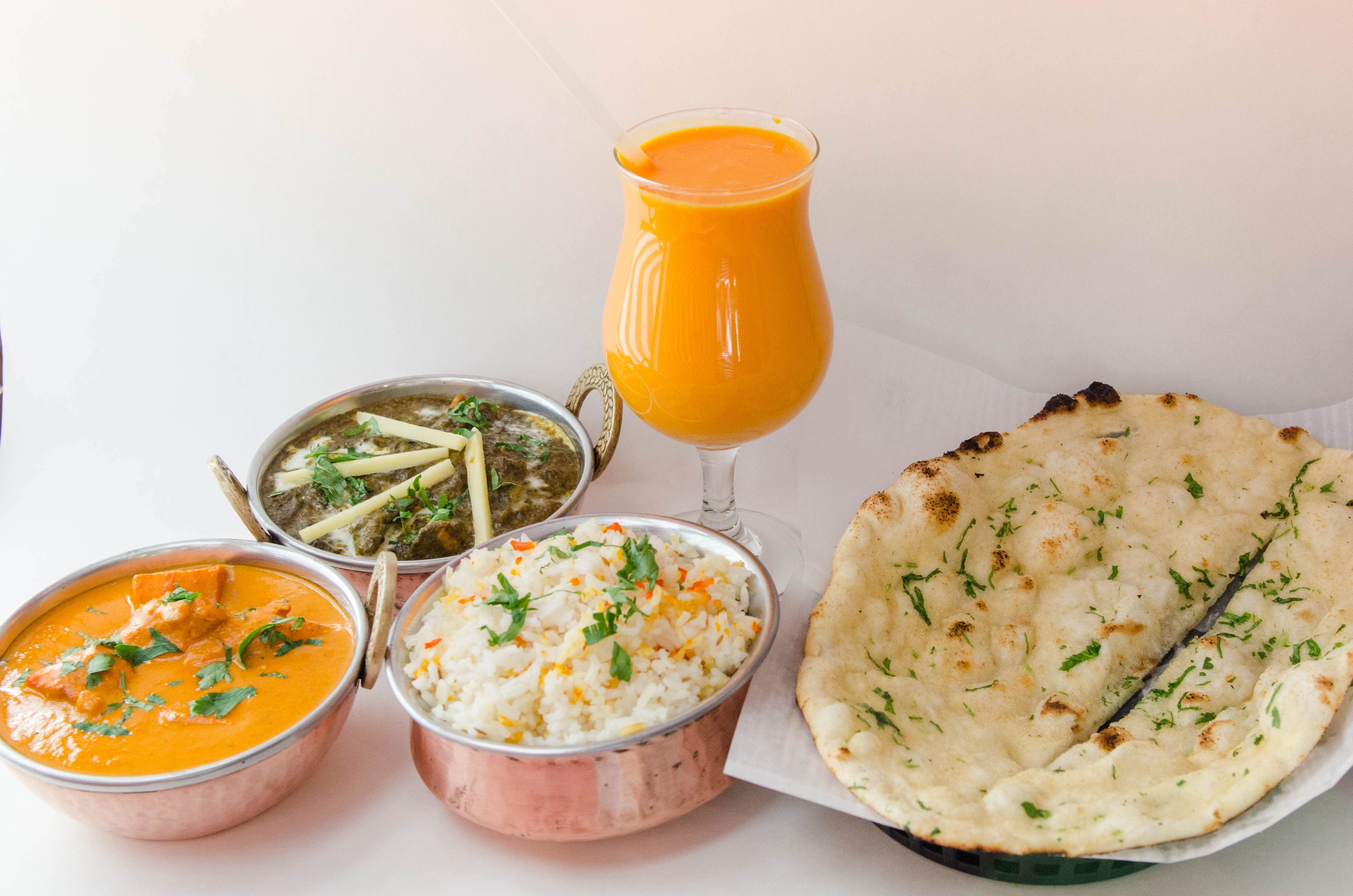 A spread of flavorful Indian cuisine | Courtesy of Kohinoor