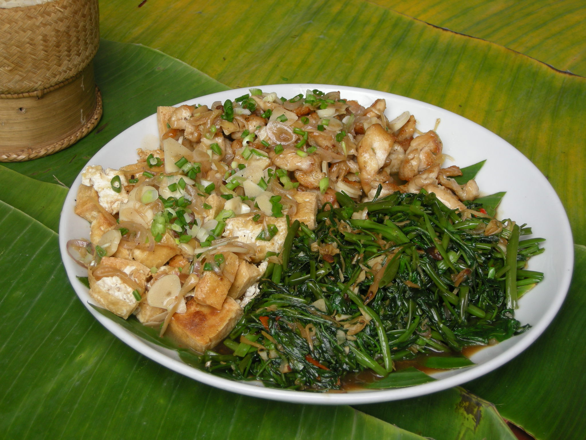 Traditional Laos Food Recipes