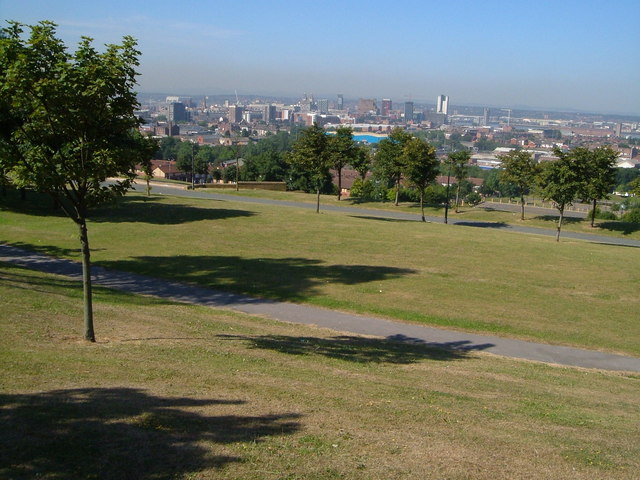 Liverpool from Everton Park | © Derek Harper/WikiCommons