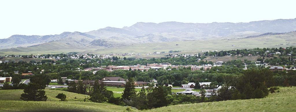 Livingston, Montana   © Tim Evanson/WikiCommons