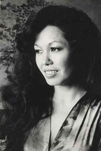 1979. Janice Mirikitani, American Sansei poet and activist | © Nancy Wong